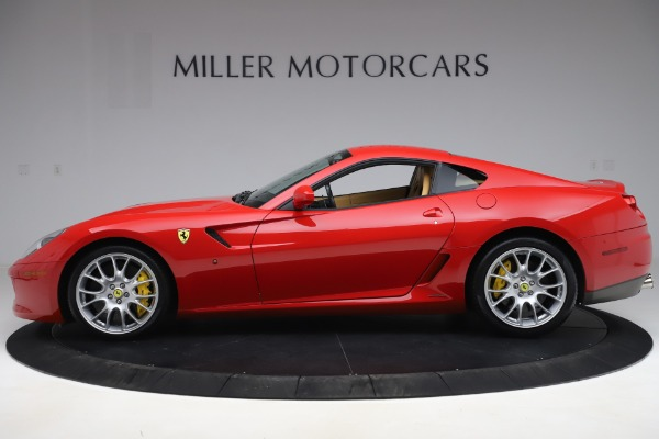 Used 2008 Ferrari 599 GTB Fiorano for sale $159,900 at Rolls-Royce Motor Cars Greenwich in Greenwich CT 06830 3
