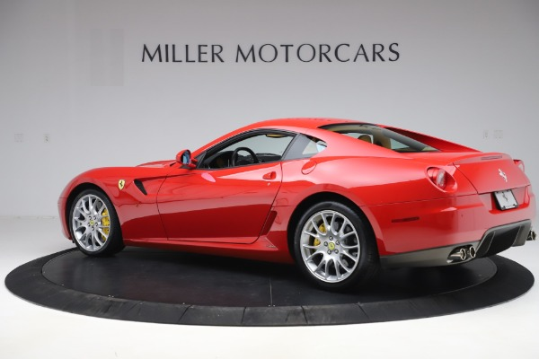 Used 2008 Ferrari 599 GTB Fiorano for sale $159,900 at Rolls-Royce Motor Cars Greenwich in Greenwich CT 06830 4