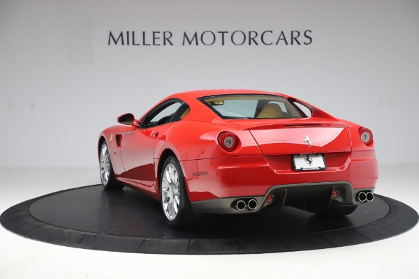 Used 2008 Ferrari 599 GTB Fiorano for sale $159,900 at Rolls-Royce Motor Cars Greenwich in Greenwich CT 06830 5