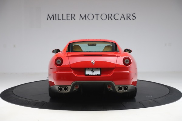 Used 2008 Ferrari 599 GTB Fiorano for sale $159,900 at Rolls-Royce Motor Cars Greenwich in Greenwich CT 06830 6
