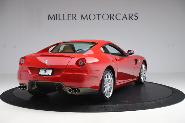 Used 2008 Ferrari 599 GTB Fiorano for sale $159,900 at Rolls-Royce Motor Cars Greenwich in Greenwich CT 06830 7