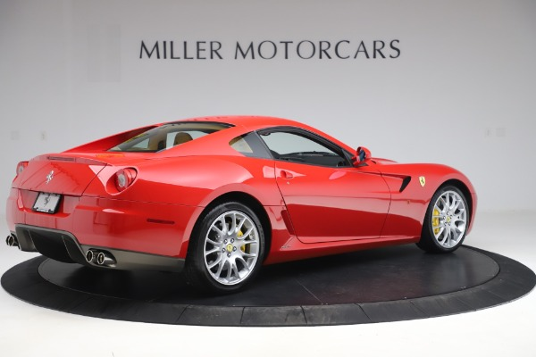 Used 2008 Ferrari 599 GTB Fiorano for sale $159,900 at Rolls-Royce Motor Cars Greenwich in Greenwich CT 06830 8