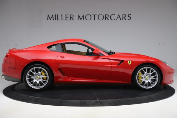Used 2008 Ferrari 599 GTB Fiorano for sale $159,900 at Rolls-Royce Motor Cars Greenwich in Greenwich CT 06830 9
