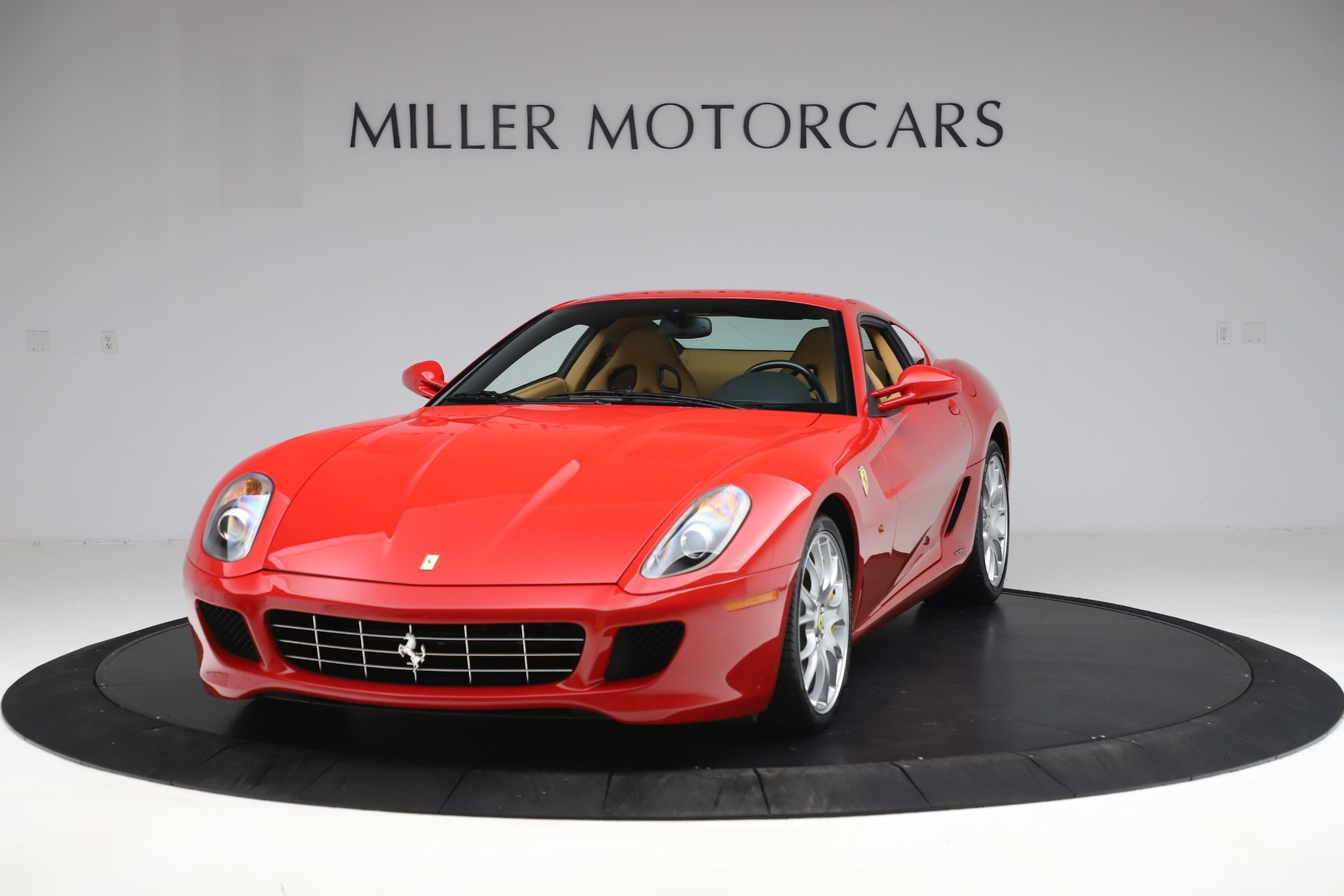 Used 2008 Ferrari 599 GTB Fiorano for sale $159,900 at Rolls-Royce Motor Cars Greenwich in Greenwich CT 06830 1
