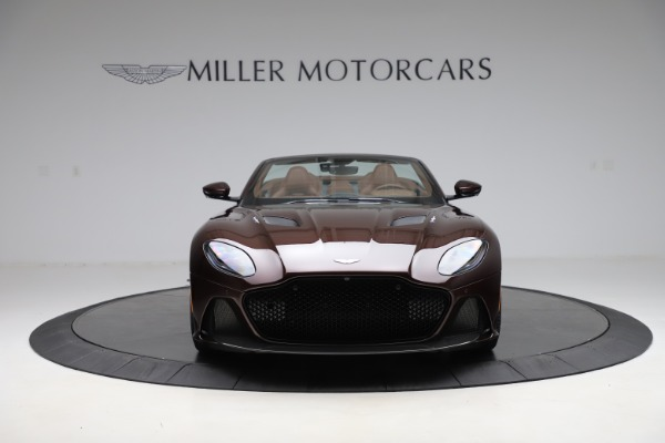 New 2020 Aston Martin DBS Superleggera for sale $349,036 at Rolls-Royce Motor Cars Greenwich in Greenwich CT 06830 11
