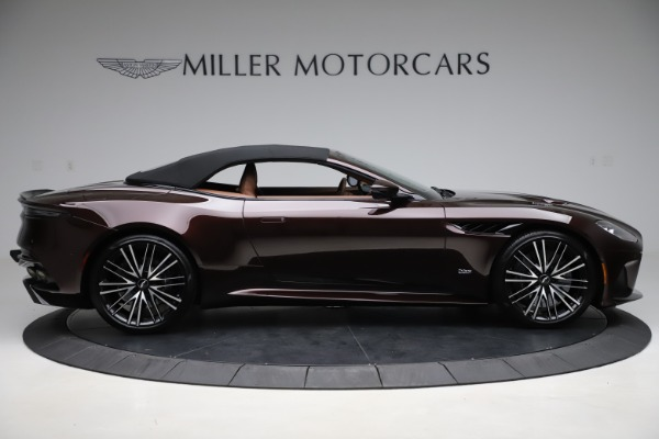 New 2020 Aston Martin DBS Superleggera for sale $349,036 at Rolls-Royce Motor Cars Greenwich in Greenwich CT 06830 13