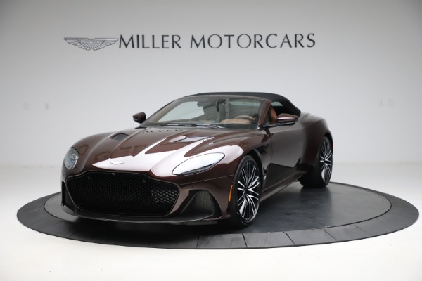 New 2020 Aston Martin DBS Superleggera for sale $349,036 at Rolls-Royce Motor Cars Greenwich in Greenwich CT 06830 17