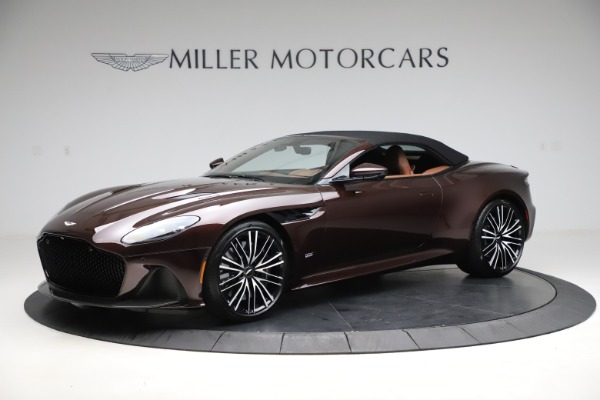 New 2020 Aston Martin DBS Superleggera for sale $349,036 at Rolls-Royce Motor Cars Greenwich in Greenwich CT 06830 18