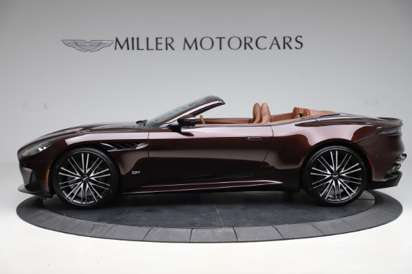New 2020 Aston Martin DBS Superleggera for sale $349,036 at Rolls-Royce Motor Cars Greenwich in Greenwich CT 06830 2