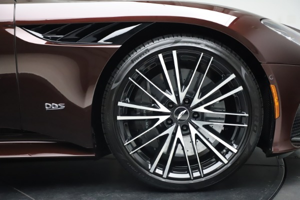New 2020 Aston Martin DBS Superleggera for sale $349,036 at Rolls-Royce Motor Cars Greenwich in Greenwich CT 06830 28