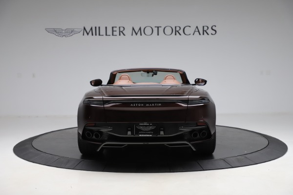 New 2020 Aston Martin DBS Superleggera for sale $349,036 at Rolls-Royce Motor Cars Greenwich in Greenwich CT 06830 5