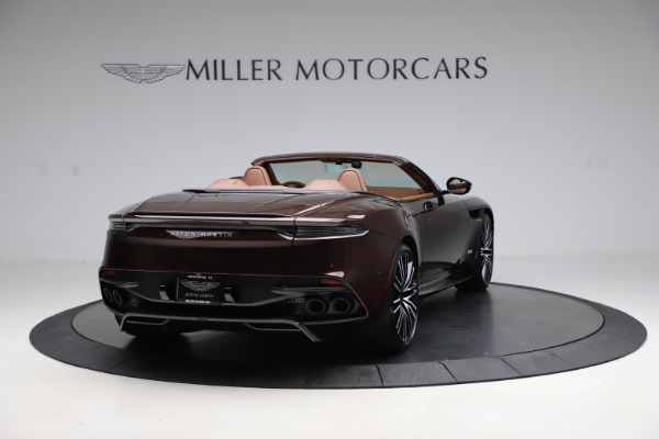 New 2020 Aston Martin DBS Superleggera for sale $349,036 at Rolls-Royce Motor Cars Greenwich in Greenwich CT 06830 6