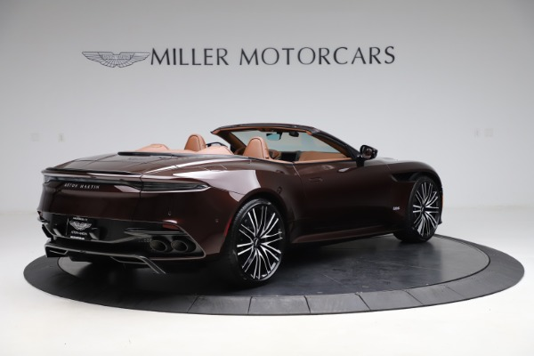 New 2020 Aston Martin DBS Superleggera for sale $349,036 at Rolls-Royce Motor Cars Greenwich in Greenwich CT 06830 7