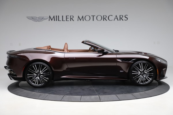 New 2020 Aston Martin DBS Superleggera for sale $349,036 at Rolls-Royce Motor Cars Greenwich in Greenwich CT 06830 8