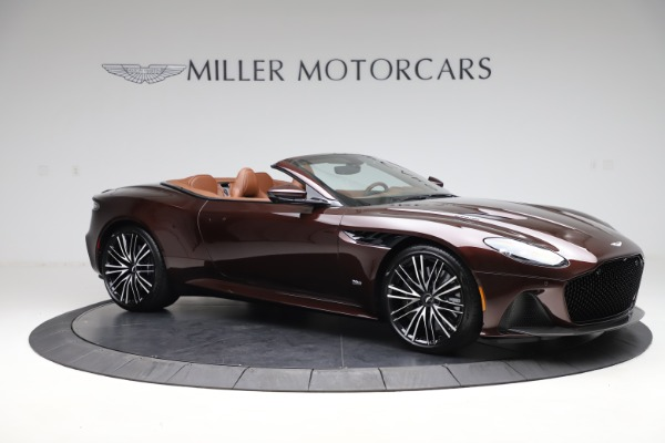New 2020 Aston Martin DBS Superleggera for sale $349,036 at Rolls-Royce Motor Cars Greenwich in Greenwich CT 06830 9