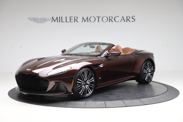 New 2020 Aston Martin DBS Superleggera for sale $349,036 at Rolls-Royce Motor Cars Greenwich in Greenwich CT 06830 1