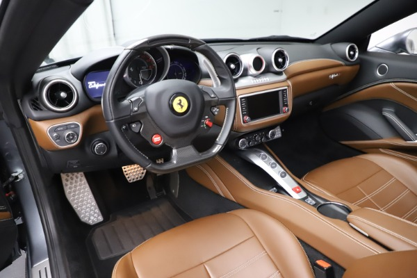Used 2016 Ferrari California T for sale Sold at Rolls-Royce Motor Cars Greenwich in Greenwich CT 06830 25