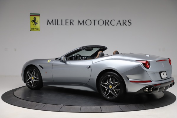 Used 2016 Ferrari California T for sale Sold at Rolls-Royce Motor Cars Greenwich in Greenwich CT 06830 4