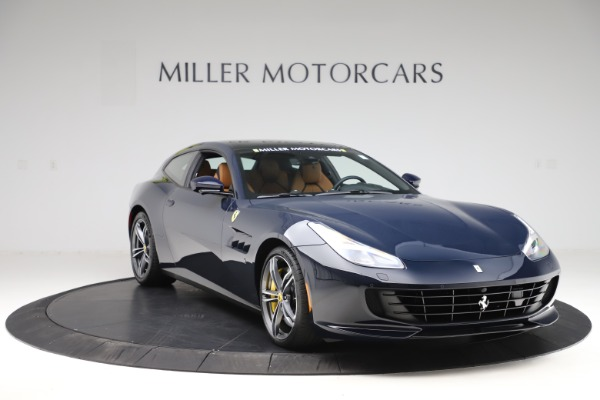 Used 2020 Ferrari GTC4Lusso for sale $339,900 at Rolls-Royce Motor Cars Greenwich in Greenwich CT 06830 11