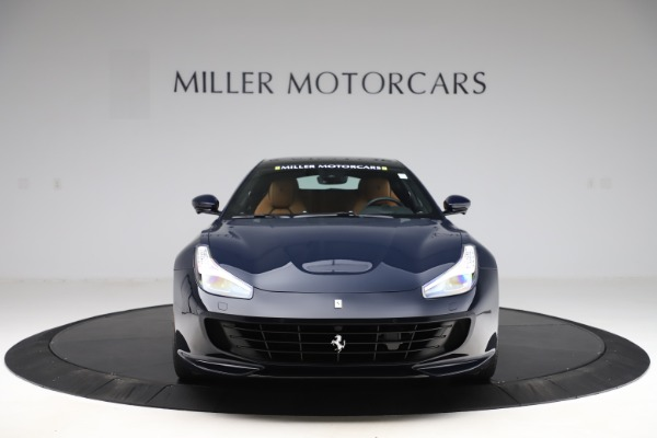 Used 2020 Ferrari GTC4Lusso for sale $339,900 at Rolls-Royce Motor Cars Greenwich in Greenwich CT 06830 12