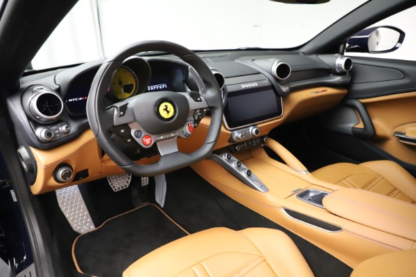 Used 2020 Ferrari GTC4Lusso for sale $339,900 at Rolls-Royce Motor Cars Greenwich in Greenwich CT 06830 13