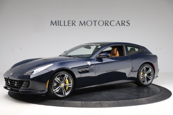 Used 2020 Ferrari GTC4Lusso for sale $339,900 at Rolls-Royce Motor Cars Greenwich in Greenwich CT 06830 2