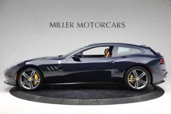 Used 2020 Ferrari GTC4Lusso for sale $339,900 at Rolls-Royce Motor Cars Greenwich in Greenwich CT 06830 3