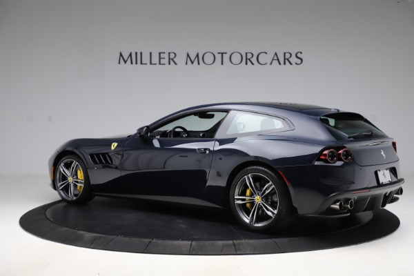 Used 2020 Ferrari GTC4Lusso for sale $339,900 at Rolls-Royce Motor Cars Greenwich in Greenwich CT 06830 4
