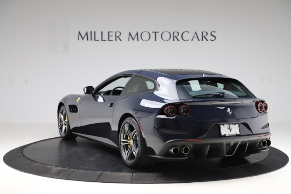 Used 2020 Ferrari GTC4Lusso for sale $339,900 at Rolls-Royce Motor Cars Greenwich in Greenwich CT 06830 5