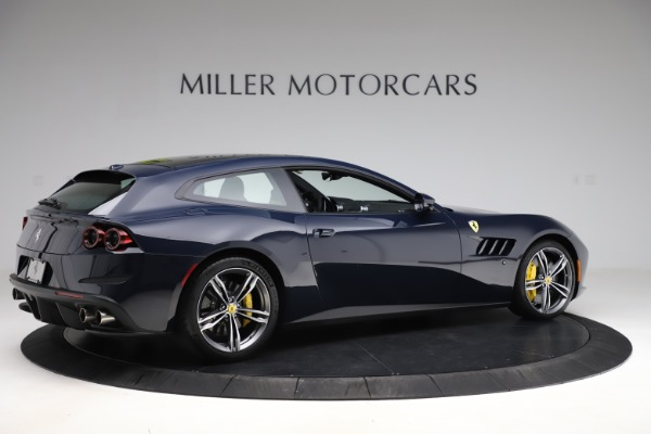 Used 2020 Ferrari GTC4Lusso for sale $339,900 at Rolls-Royce Motor Cars Greenwich in Greenwich CT 06830 8