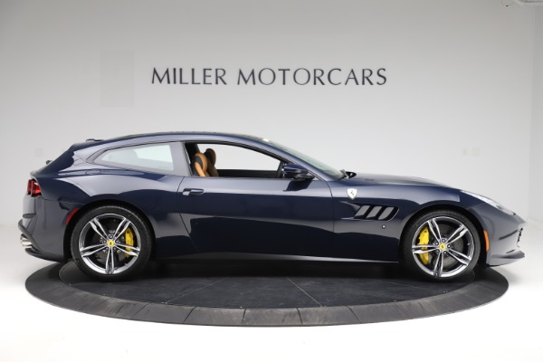 Used 2020 Ferrari GTC4Lusso for sale $339,900 at Rolls-Royce Motor Cars Greenwich in Greenwich CT 06830 9