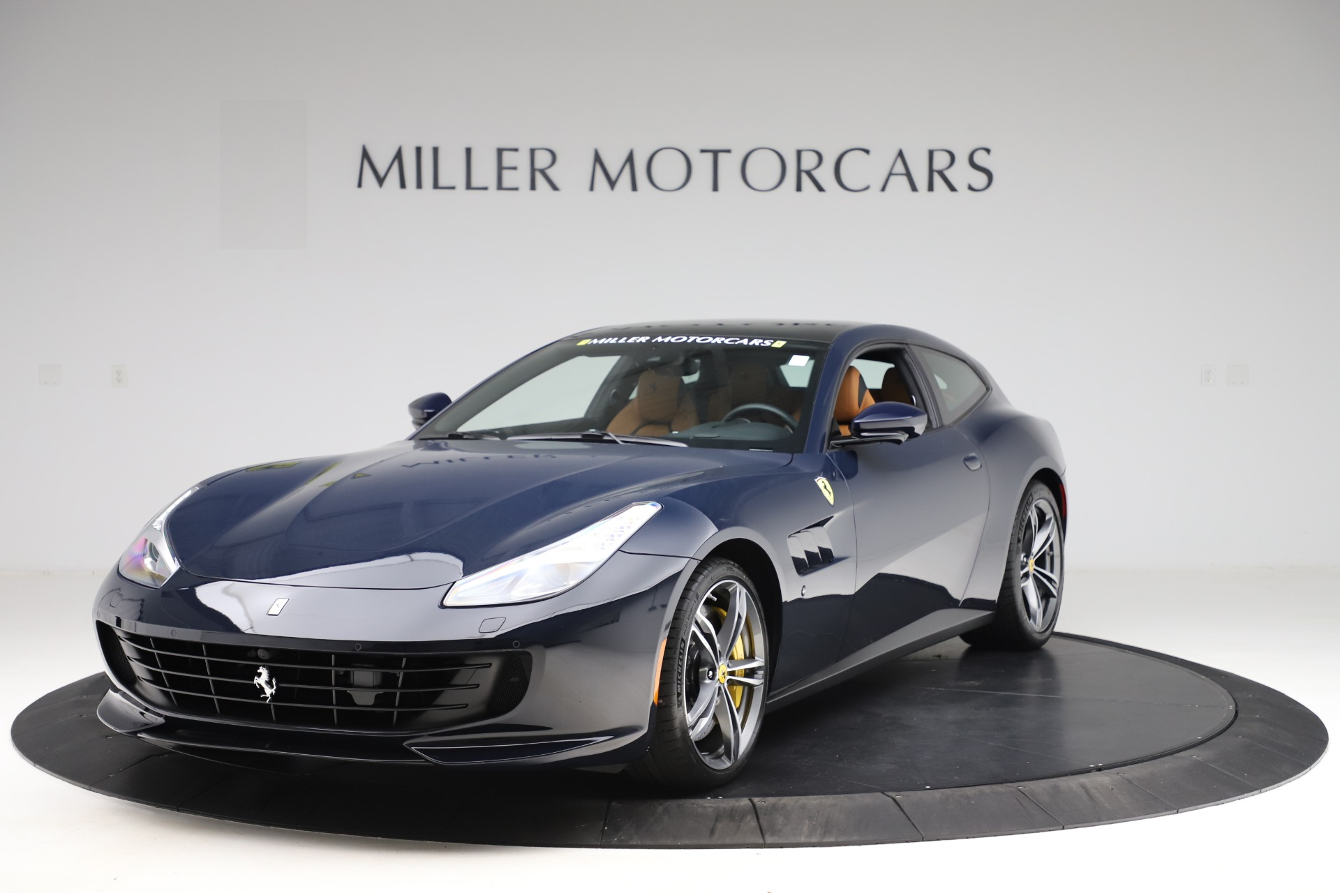 Used 2020 Ferrari GTC4Lusso for sale $339,900 at Rolls-Royce Motor Cars Greenwich in Greenwich CT 06830 1