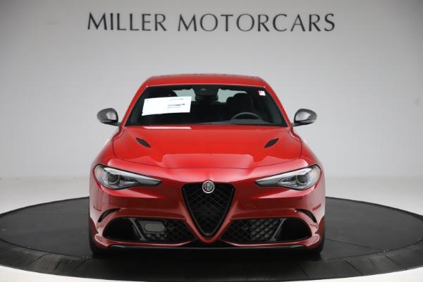 New 2020 Alfa Romeo Giulia Quadrifoglio for sale Sold at Rolls-Royce Motor Cars Greenwich in Greenwich CT 06830 12