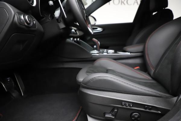 New 2020 Alfa Romeo Giulia Quadrifoglio for sale Sold at Rolls-Royce Motor Cars Greenwich in Greenwich CT 06830 14