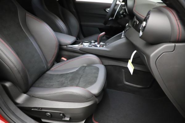 New 2020 Alfa Romeo Giulia Quadrifoglio for sale Sold at Rolls-Royce Motor Cars Greenwich in Greenwich CT 06830 24