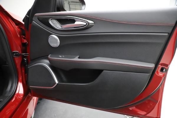 New 2020 Alfa Romeo Giulia Quadrifoglio for sale Sold at Rolls-Royce Motor Cars Greenwich in Greenwich CT 06830 25