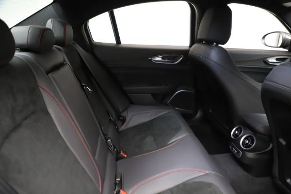New 2020 Alfa Romeo Giulia Quadrifoglio for sale Sold at Rolls-Royce Motor Cars Greenwich in Greenwich CT 06830 27