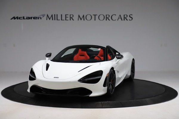New 2020 McLaren 720S Spider Performance for sale $386,289 at Rolls-Royce Motor Cars Greenwich in Greenwich CT 06830 12