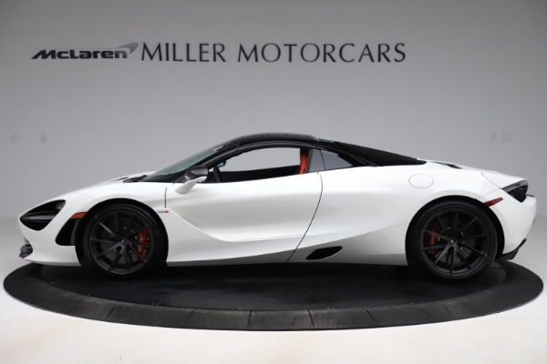 New 2020 McLaren 720S Spider Performance for sale $386,289 at Rolls-Royce Motor Cars Greenwich in Greenwich CT 06830 14