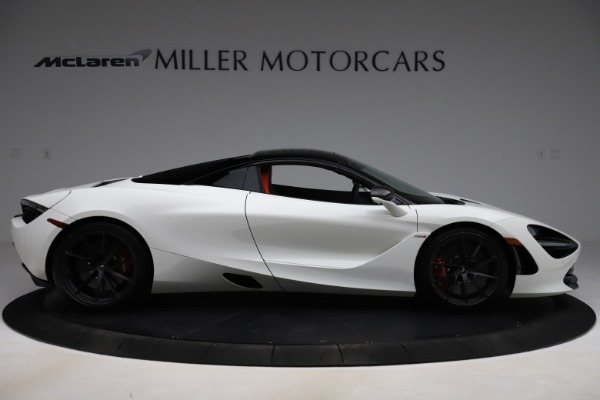New 2020 McLaren 720S Spider Performance for sale $386,289 at Rolls-Royce Motor Cars Greenwich in Greenwich CT 06830 17