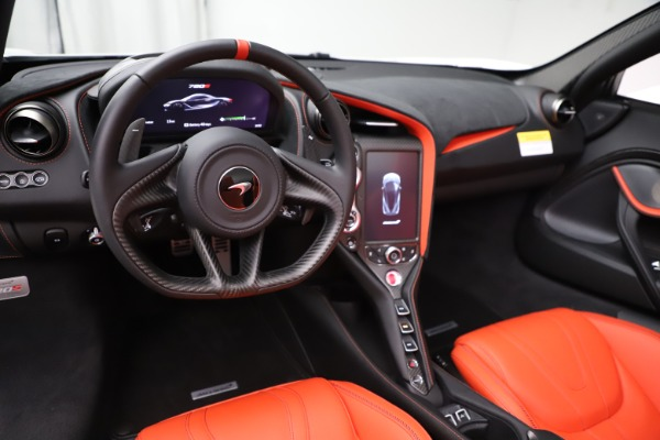 New 2020 McLaren 720S Spider Performance for sale $386,289 at Rolls-Royce Motor Cars Greenwich in Greenwich CT 06830 19