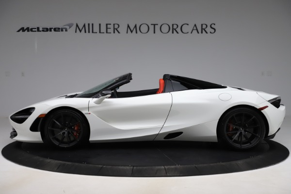 New 2020 McLaren 720S Spider Performance for sale $386,289 at Rolls-Royce Motor Cars Greenwich in Greenwich CT 06830 2
