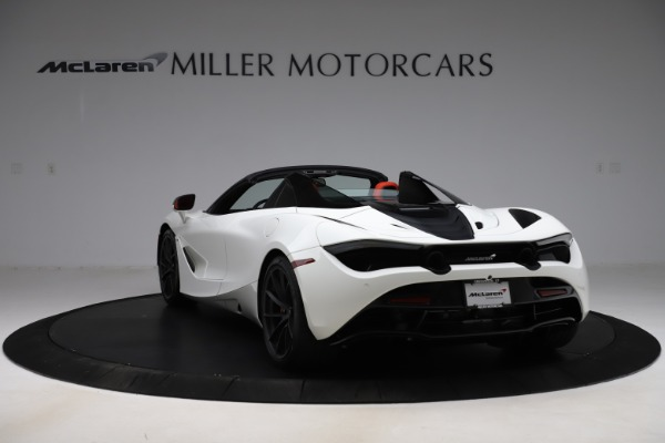 New 2020 McLaren 720S Spider Performance for sale $386,289 at Rolls-Royce Motor Cars Greenwich in Greenwich CT 06830 4