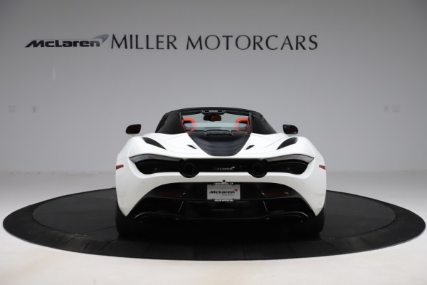 New 2020 McLaren 720S Spider Performance for sale $386,289 at Rolls-Royce Motor Cars Greenwich in Greenwich CT 06830 5