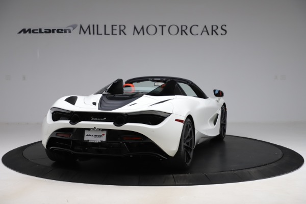 New 2020 McLaren 720S Spider Performance for sale $386,289 at Rolls-Royce Motor Cars Greenwich in Greenwich CT 06830 6