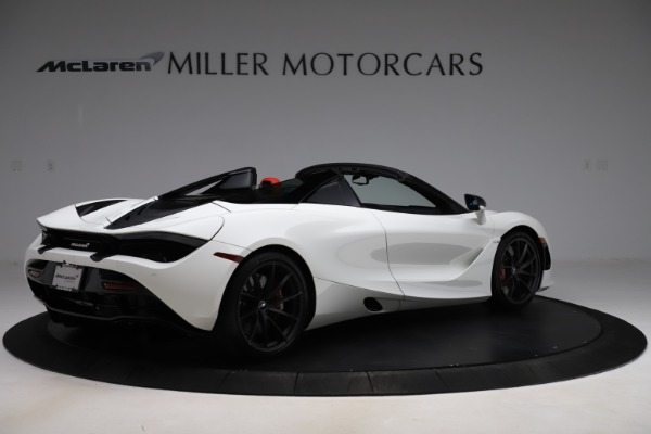 New 2020 McLaren 720S Spider Performance for sale $386,289 at Rolls-Royce Motor Cars Greenwich in Greenwich CT 06830 7