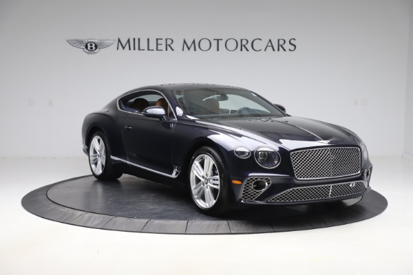 New 2020 Bentley Continental GT W12 for sale $260,770 at Rolls-Royce Motor Cars Greenwich in Greenwich CT 06830 11