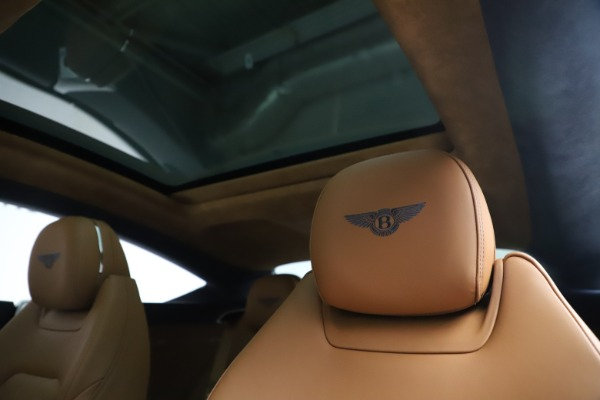 New 2020 Bentley Continental GT W12 for sale $260,770 at Rolls-Royce Motor Cars Greenwich in Greenwich CT 06830 21