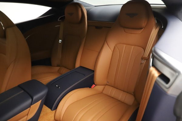 New 2020 Bentley Continental GT W12 for sale $260,770 at Rolls-Royce Motor Cars Greenwich in Greenwich CT 06830 22