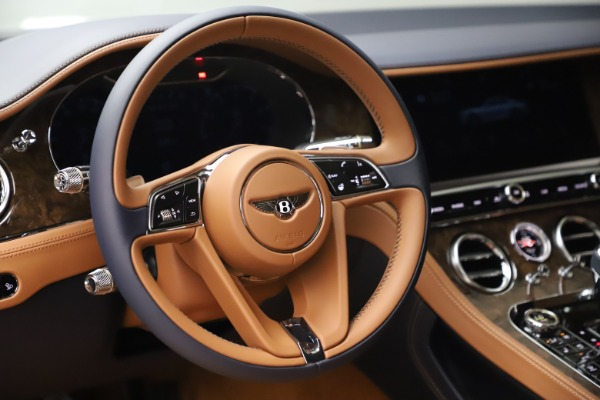 New 2020 Bentley Continental GT W12 for sale $260,770 at Rolls-Royce Motor Cars Greenwich in Greenwich CT 06830 23